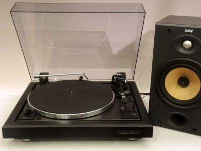 Dual CS505-4 黑胶唱机