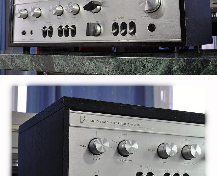 力士 LUXMAN SQ507X 功率放大器