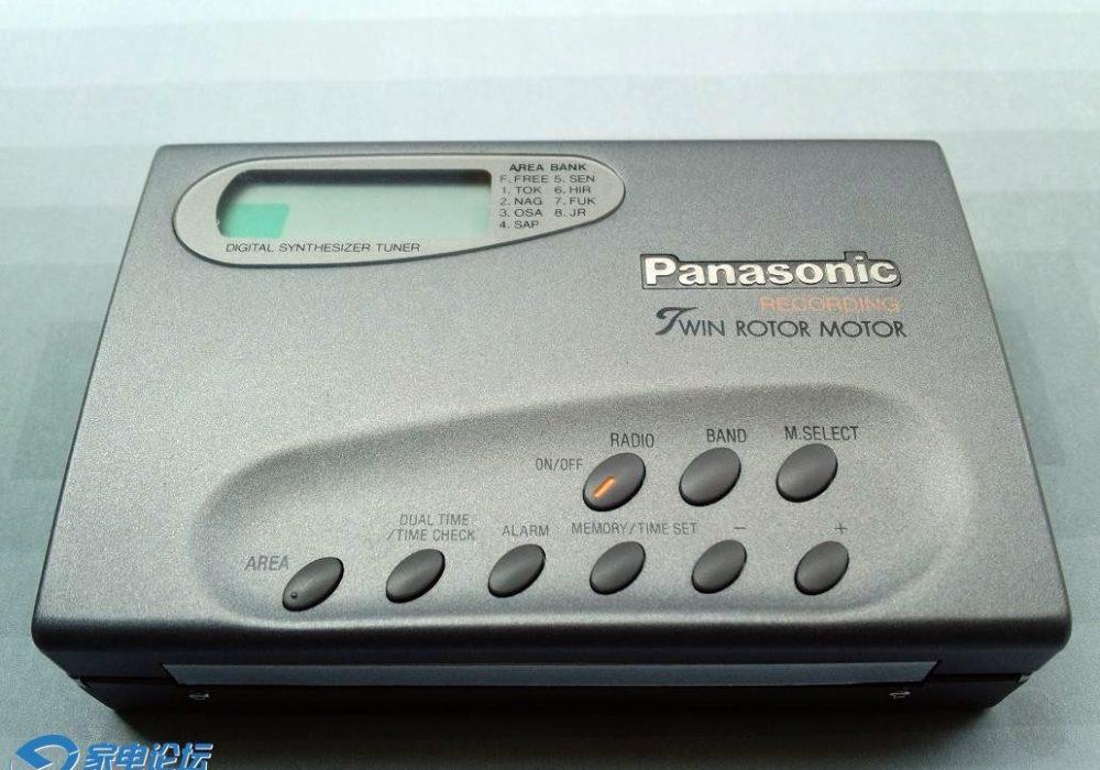 松下 Panasonic RQ-S75F + 东芝 Toshiba KT-G910F 磁带随身听