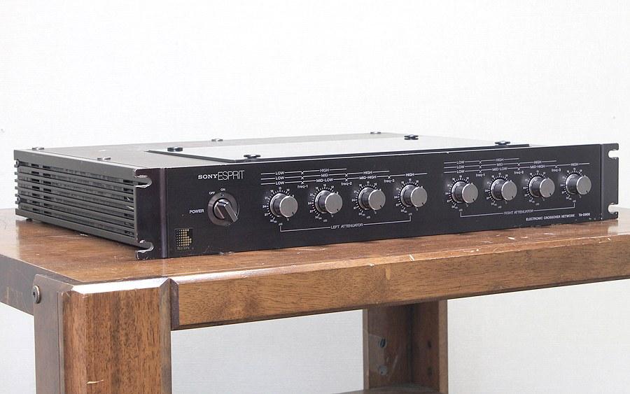 索尼 SONY TA-D900 4通道分频器