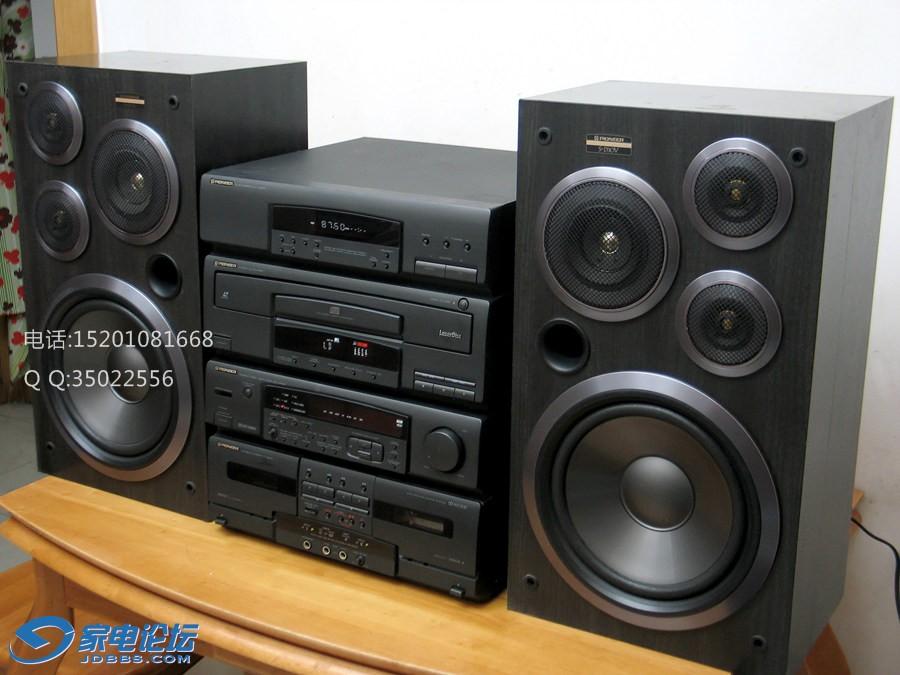 先锋 Pioneer J310 LD影碟机 组合音响