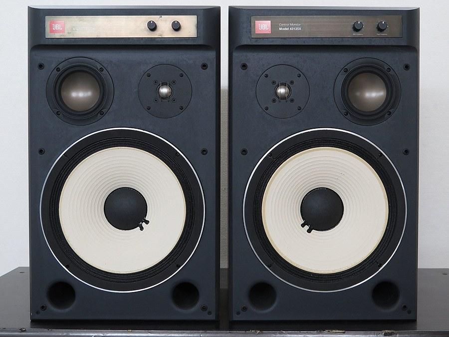 JBL 4312SX 音箱