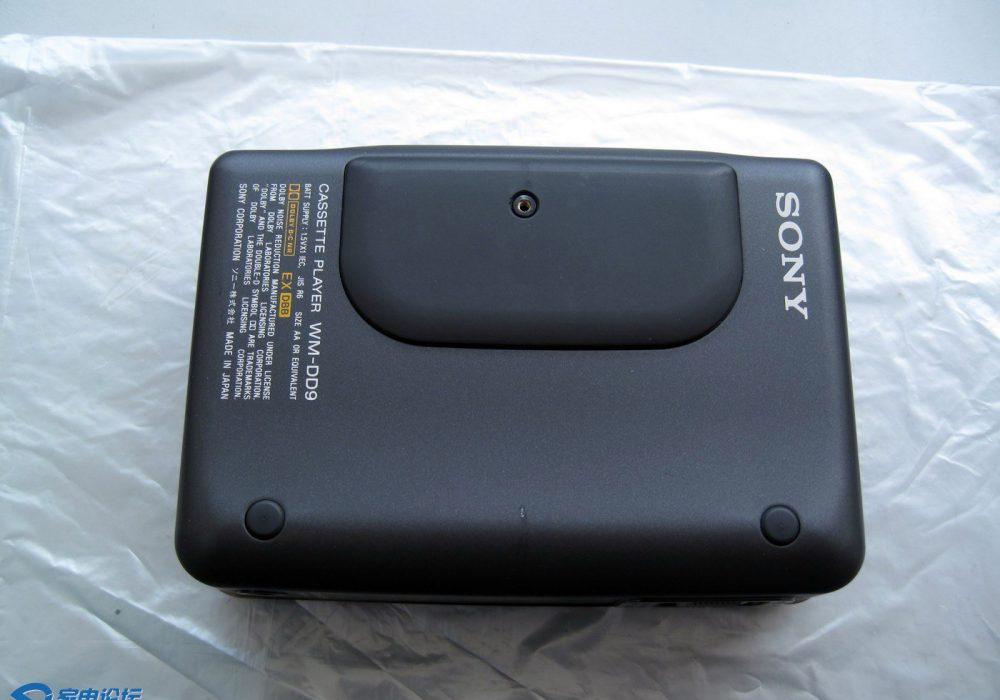 索尼 SONY WM-DD9 磁带随身听