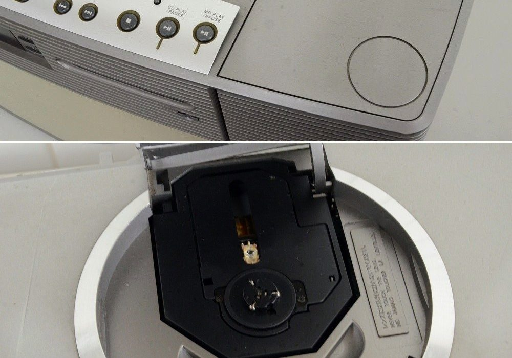 BOSE Virtual imaging array CD/MD 一体机