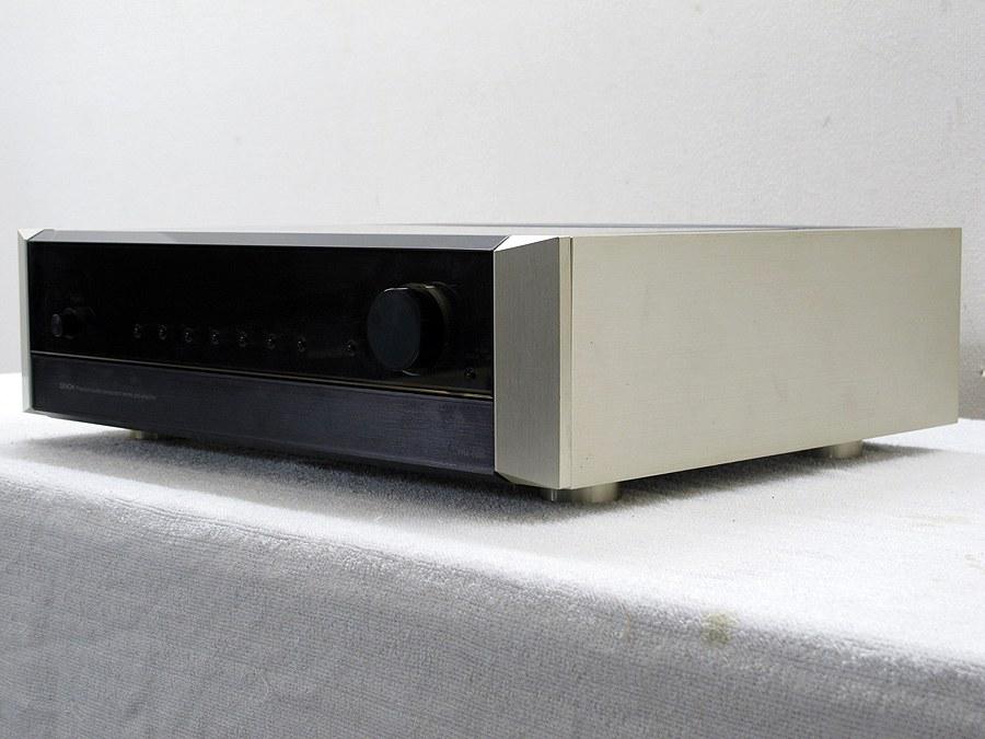 天龙 DENON PRA-6000 前级放大器