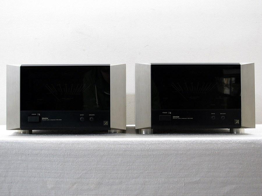 天龙 DENON POA-8000 后级功率放大器