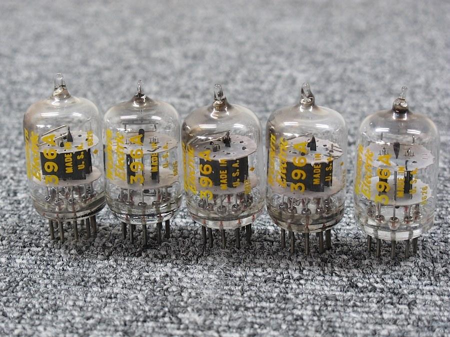 西电 Western Electric 396A 电子管