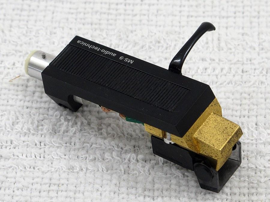 audio-technica AT150E/G MM唱头