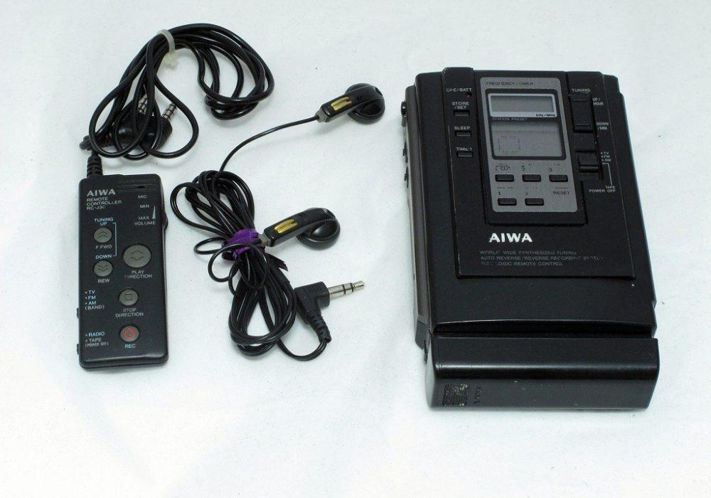 爱华 AIWA HS-JX30 磁带随身听