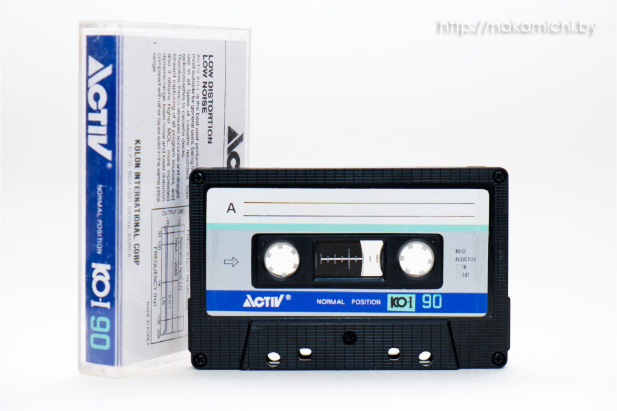 盒式录音磁带合集
