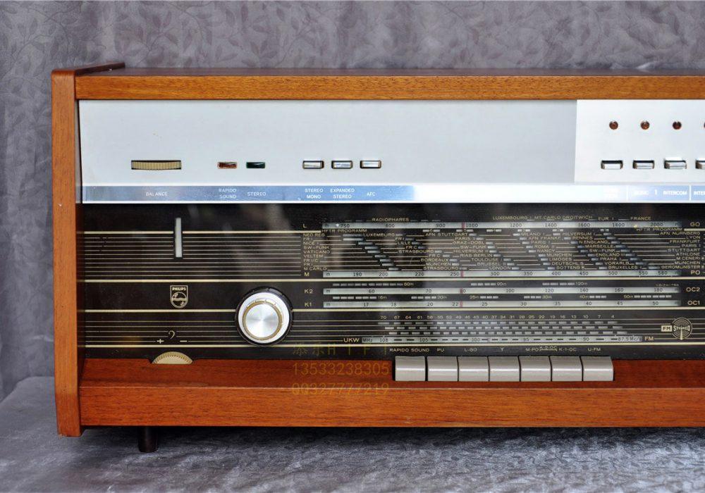飞利浦 PHILIPS B8X44A 台式电子管收音机