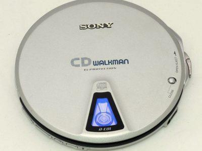 索尼 SONY D-E01 20周年記念版 CD随身听