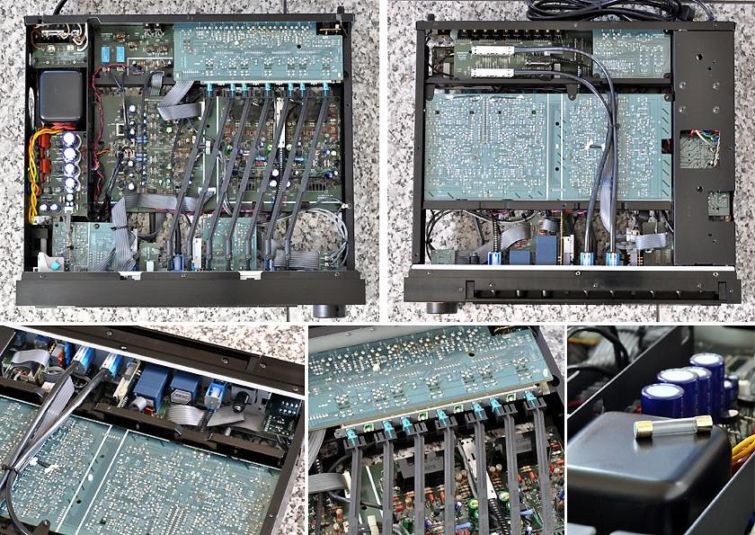 安桥 ONKYO Integra P-308 前级放大器