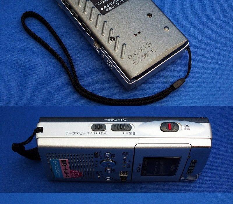 aiwa TP-M900 微型磁带录音机