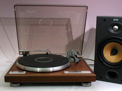Dual CS5000 黑胶唱机