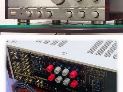 山水 SANSUI AU-α607 MOS PREMIUM 15周年限量版 功率放大器