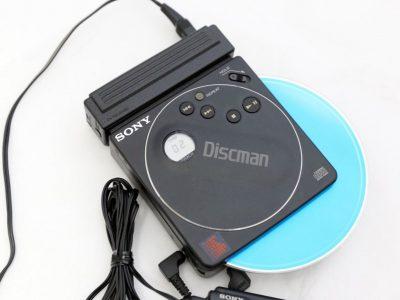 索尼 SONY Discman D-88 CD随身听