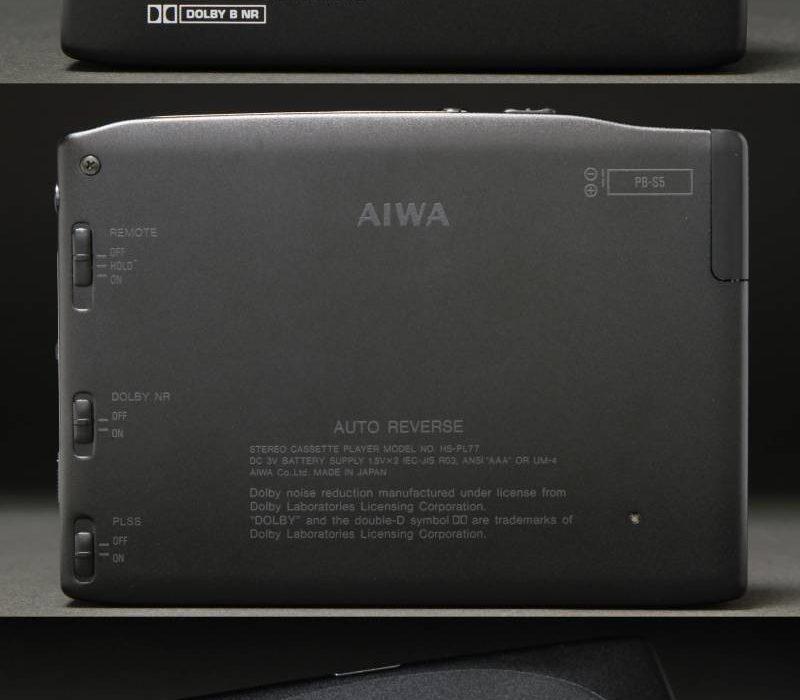 爱华 AIWA HS-PL77 磁带随身听