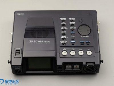 TASCAM HD-P2 数字录音机