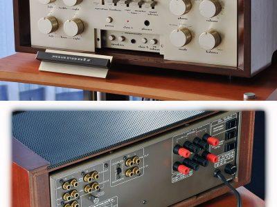 马兰士 Marantz ESOTEC Pm-6 A类功率放大器