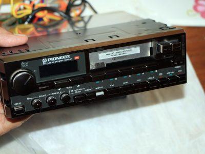 先锋 PIONEER KE-8300 车载磁带 收放机