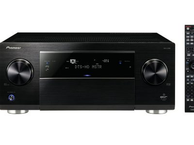 SC-LX88-K 9.2-Channel AV receiver with Class D Amplification, Air Studios certification, USB-DAC, 4K Upscaling/Pass Through, Dolby Atmos, Built-in Bluetooth and AVNavigator (Black)