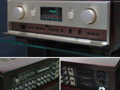 金嗓子 Accuphase C-280 前级放大器