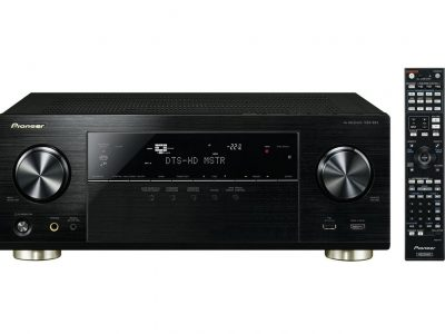 VSX-924-K 7.2-Channel AV Receiver with Ultra HD 4K Upscaling/Pass Through, DSD Playback, Subwoofer EQ, Spotify Connect, Built-in AVNavigator and Bluetooth (Black)