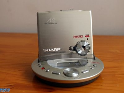 夏普 SHARP MD-DR80 MD随身听