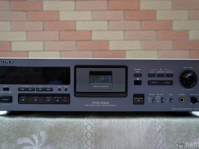 索尼 SONY PCM- R300 DAT台机