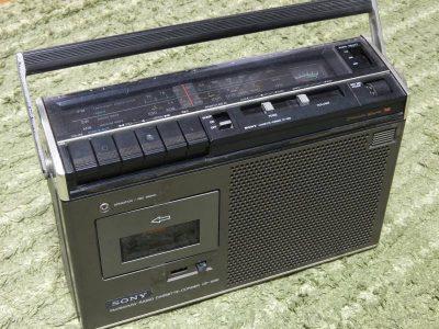 索尼 SONY CF-1630 单卡收录机