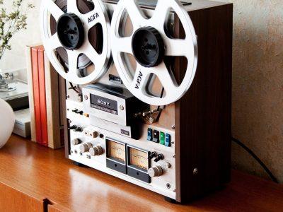 索尼 SONY FM-755A 开盘机