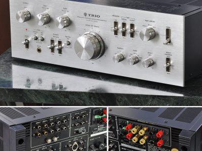 日立 TRIO KA-9300 功率放大器