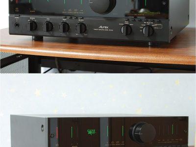 Aurex SB-66C 功率放大器