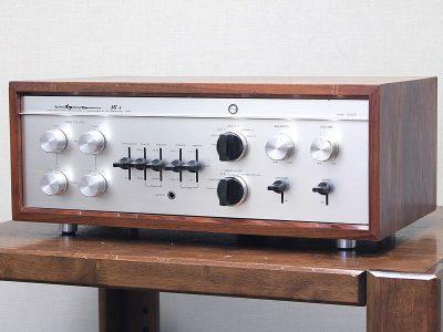 力士 LUXMAN CL-35/2 电子管前级放大器