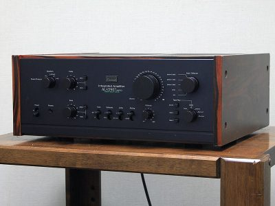 山水 SANSUI AU-D907Limited 限量版 功率放大器