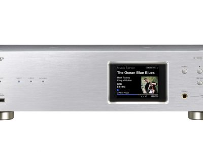 N-70A-S Network audio player with front USB, Hi-Bit processing, USB DAC and Auto Sound Retriever (silver) - Pioneer Network Player
