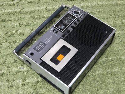 索尼 SONY CF-1700单卡 收录机