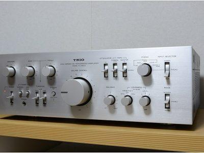 日立 TRIO KA-9900 功率放大器