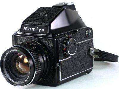 MAMIYA M645 胶片相机