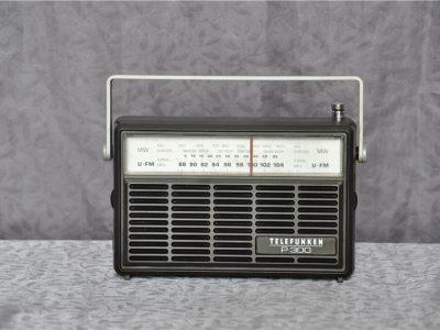 德律风根 TELEFUNKEN P300 便携式收音机