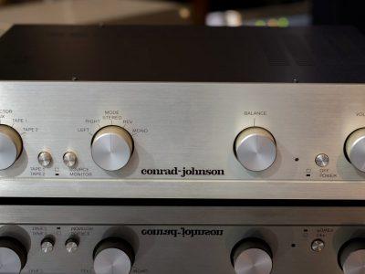 conrad-johnson PV5 前级放大器