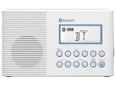 山进 SANGEAN H202C 防水收音机