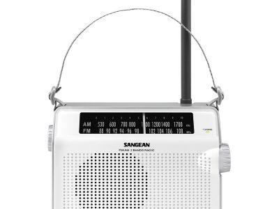 山进 SANGEAN PR-D6 便携收音机