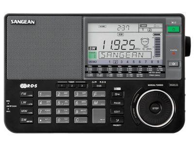 山进 SANGEAN ATS-909X 短波收音机