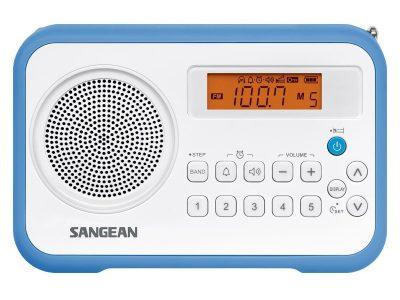 山进 SANGEAN PR-D18 便携收音机
