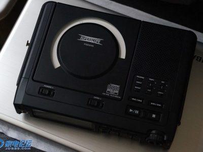 marantz PSD-230 便携式CD播放机