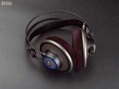 爱科技 AKG K702 65周年纪念限量版[65th Anniversary Limited Edtion]头戴式耳机