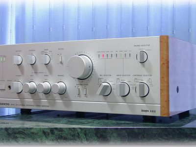 ONKYO Integra A-810 功率放大器