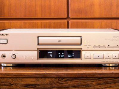 索尼 SONY CDP-X779ES CD Player